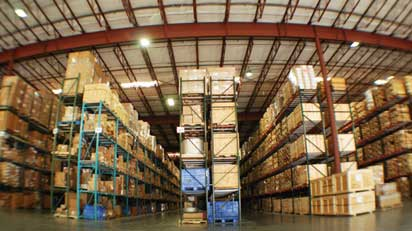 Storage Capacity in Your Warehouse