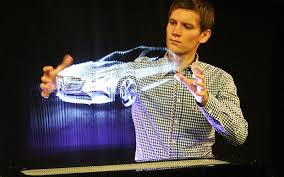 Hologram Display