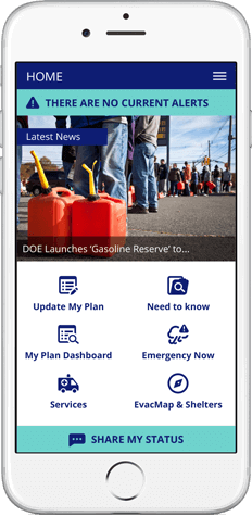 disaster preparedness apps