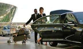 Luxury executive transportation