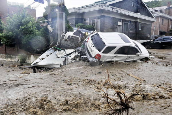 Natural Disasters Damages