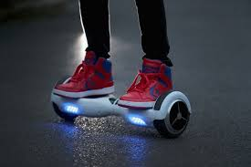 High Tech Hoverboard